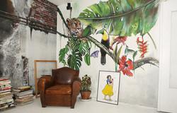 Décoration murale appartement
