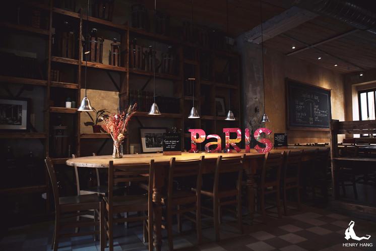 Confinement II / 2020 restaurant