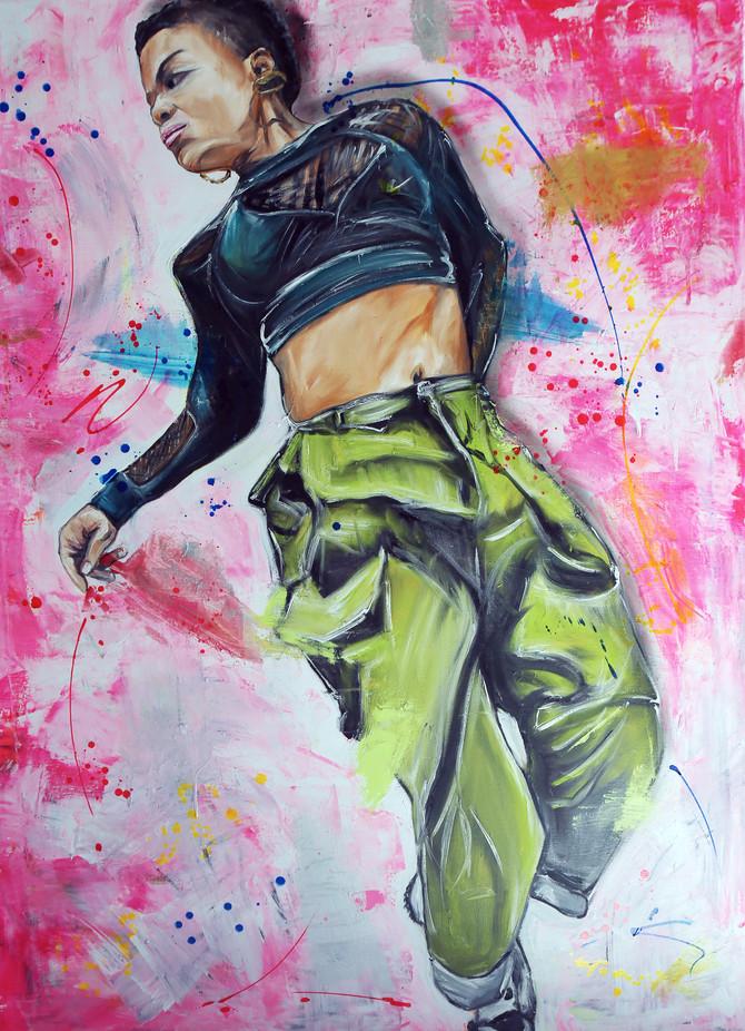 Le peintre danseur