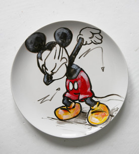 Mickey kom Dab/250€