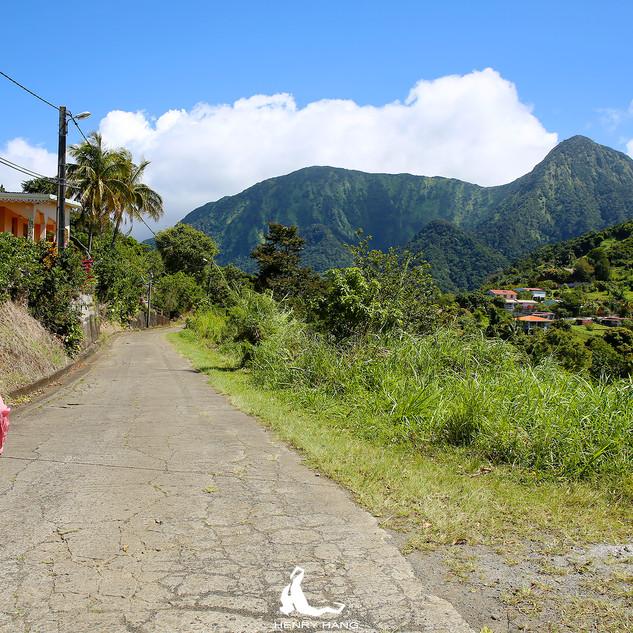 verrier Martinique