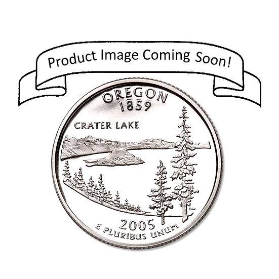 Oregon Quarter Pendant ($20-$75)