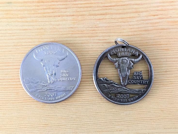 Montana Quarter Pendant ($20-$75)
