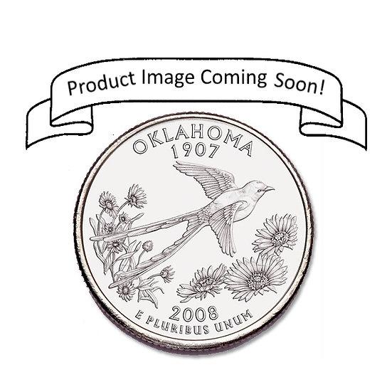 Oklahoma Quarter Pendant ($20-$70)