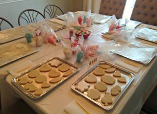 Sweet Elise Cookie Class