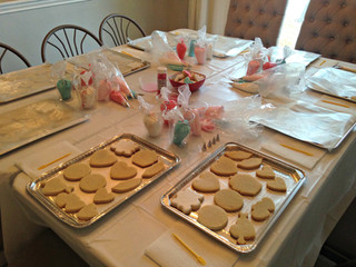 Sweet Elise Cookie Class
