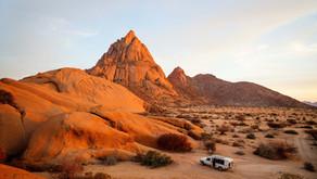 Bezienswaardigheid Namibië: Spitzkoppe, de Matterhorn van Namibië