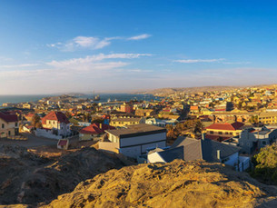 Bezienswaardigheid Namibië: Lüderitz, een koloniale kustplaats