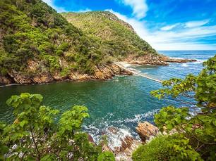 Bezienswaardigheid Zuid-Afrika: De Garden Route