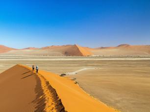 Bezienswaardigheid Namibië: Sossusvlei & Deadvlei