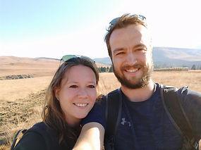 Reizigers Joep en Renee