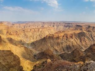 Must see Namibië: De Fish River Canyon