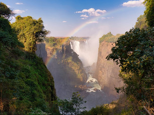 Bezienswaardigheid Botswana - Victoria Falls