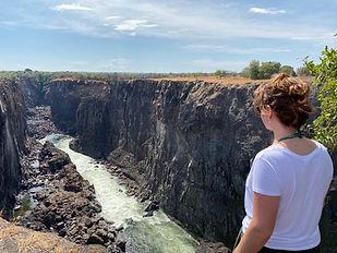 Lobke Victoria Falls