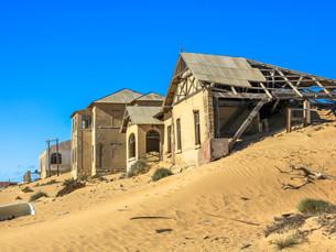Bizarre natuurfenomenen in Namibië