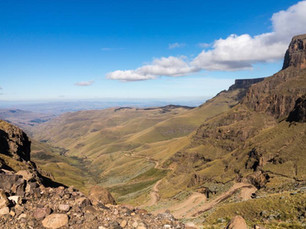 Must see in Lesotho – de Sani Pass