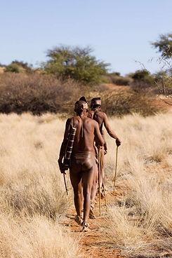 San Namibië