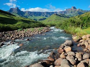 Bezienswaardigheid Zuid-Afrika: de Drakensbergen