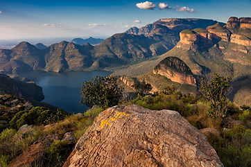 Blyde River Canyon - Three Rondavels.jpe