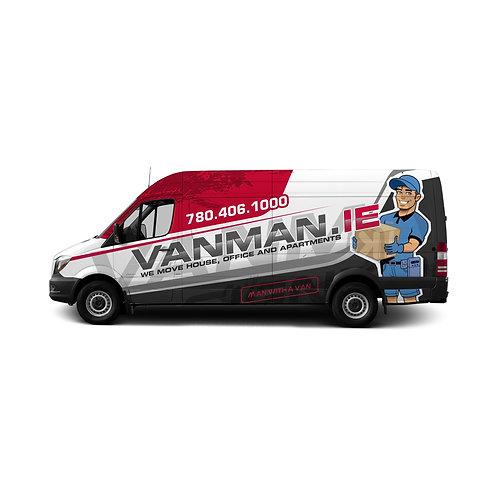 Ad-Vehicle Mini-Truck