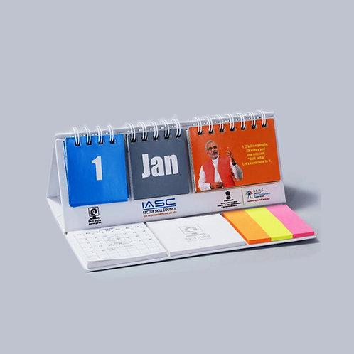 Table Calendar Customised