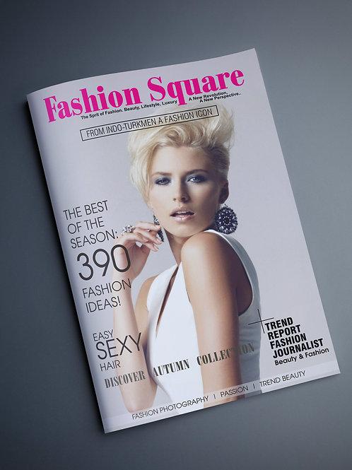 Magazine Design(1-24)