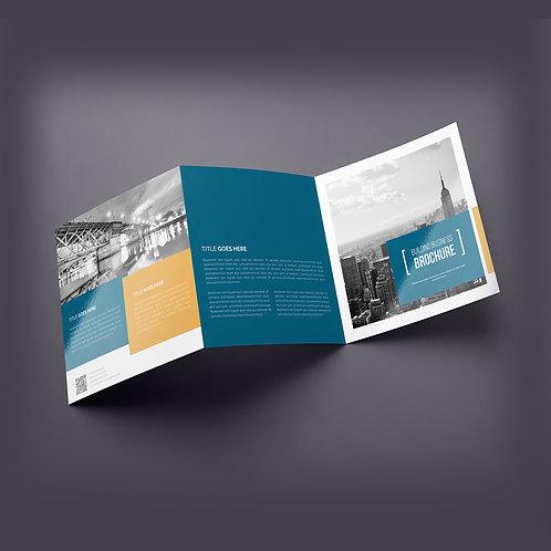 Folder A4 -6 Page