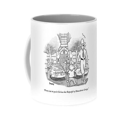Coffee Mug(Story Line)