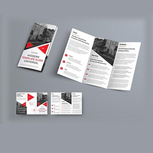 Folder 3-Fold