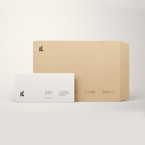 Envelope(small & A4)