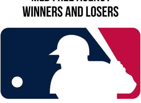 MLB Free Agency Winners and Losers