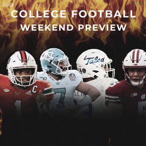 College Football Weekend Preview: BYU Gets Their Opportunity