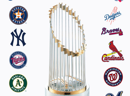 2019 MLB Playoff Predictions