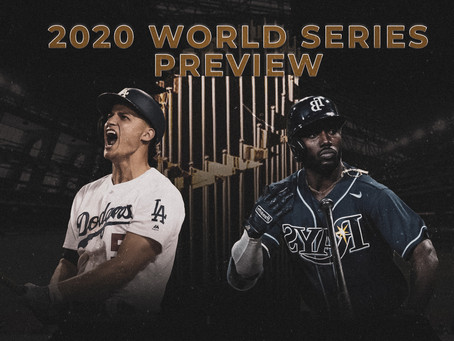 2020 World Series Preview: Rays vs. Dodgers