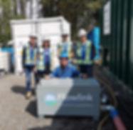 Flowink field operations team