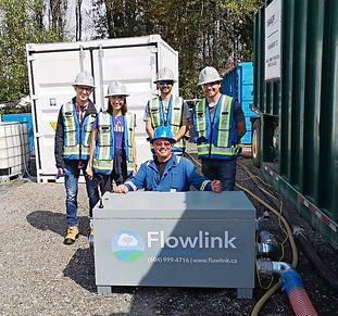 Flowlink leadership team