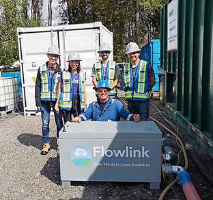 Flowlink leadership team