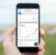 Real-time water monitoring mobile app