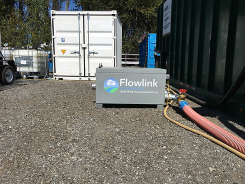 Remote dewatering monitoring system