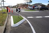 Kerbing & Traffic Islands | Australia | Creative Traffic Solutions