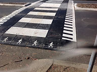 Pedestrian Crossings | Australia | Creative Traffic Solutions