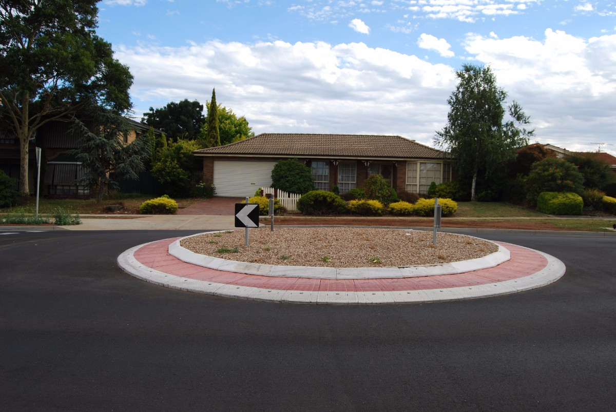 Roundabout photo