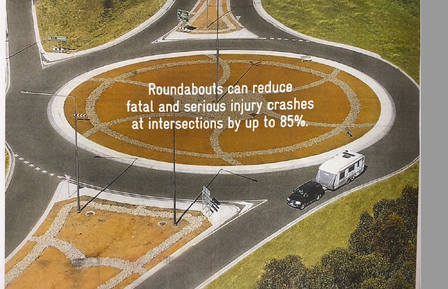 Roundabouts Save Lives