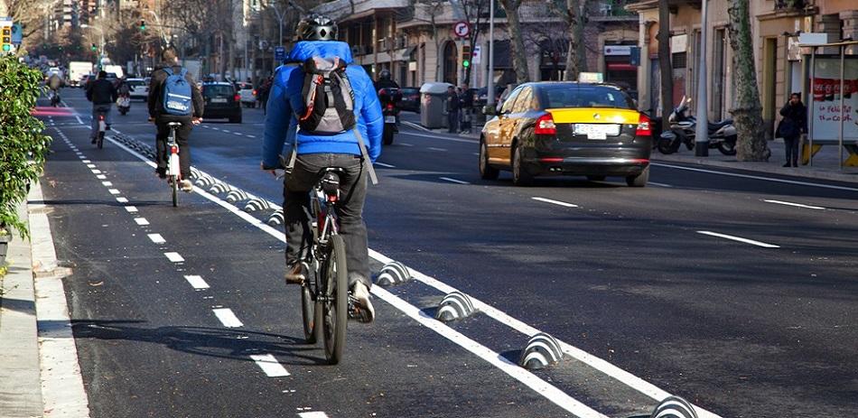 Cycle lane_separator