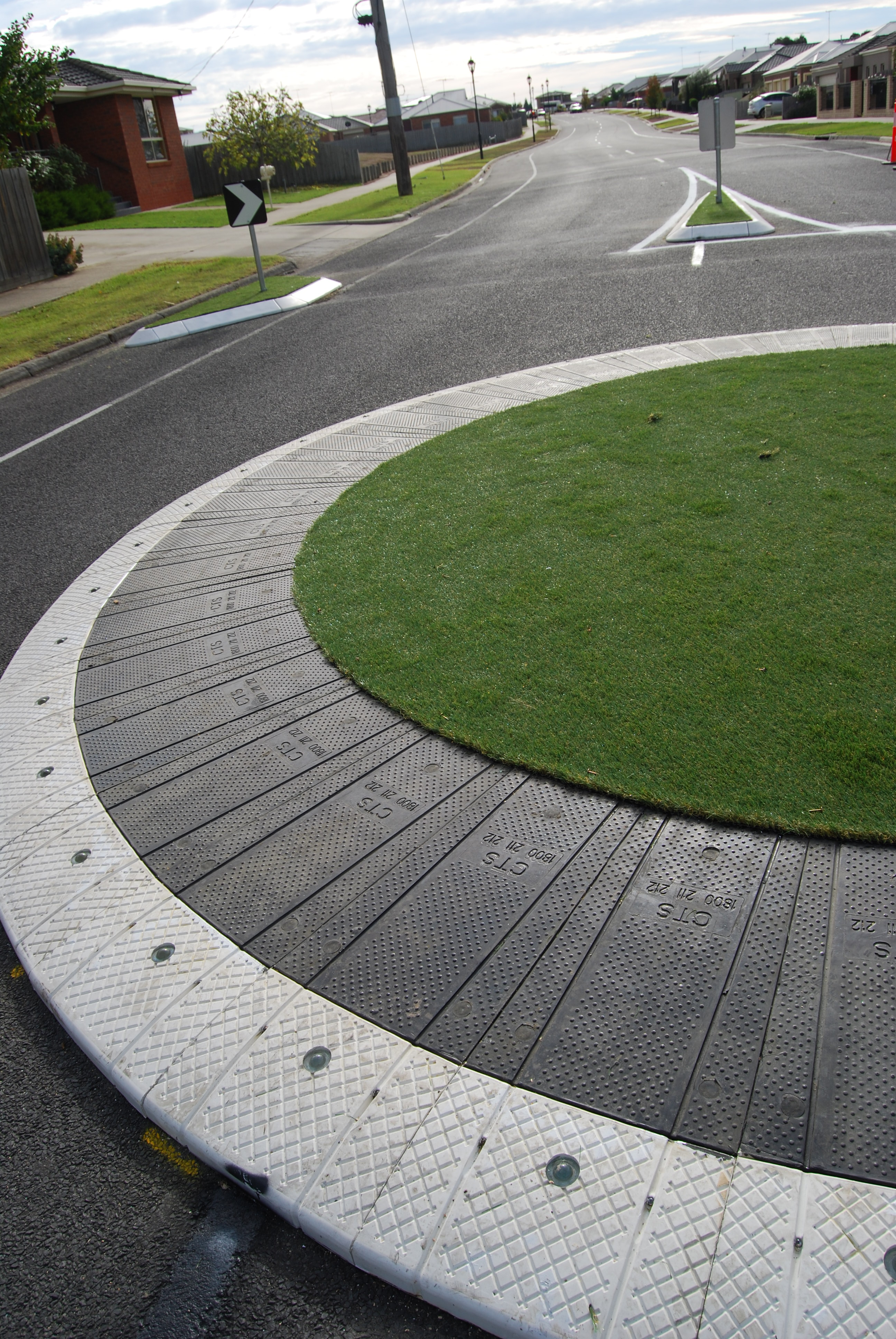 Rubber Roundabout by CTS