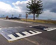 Speed Cushions | Australia | Creative Traffic Solutions