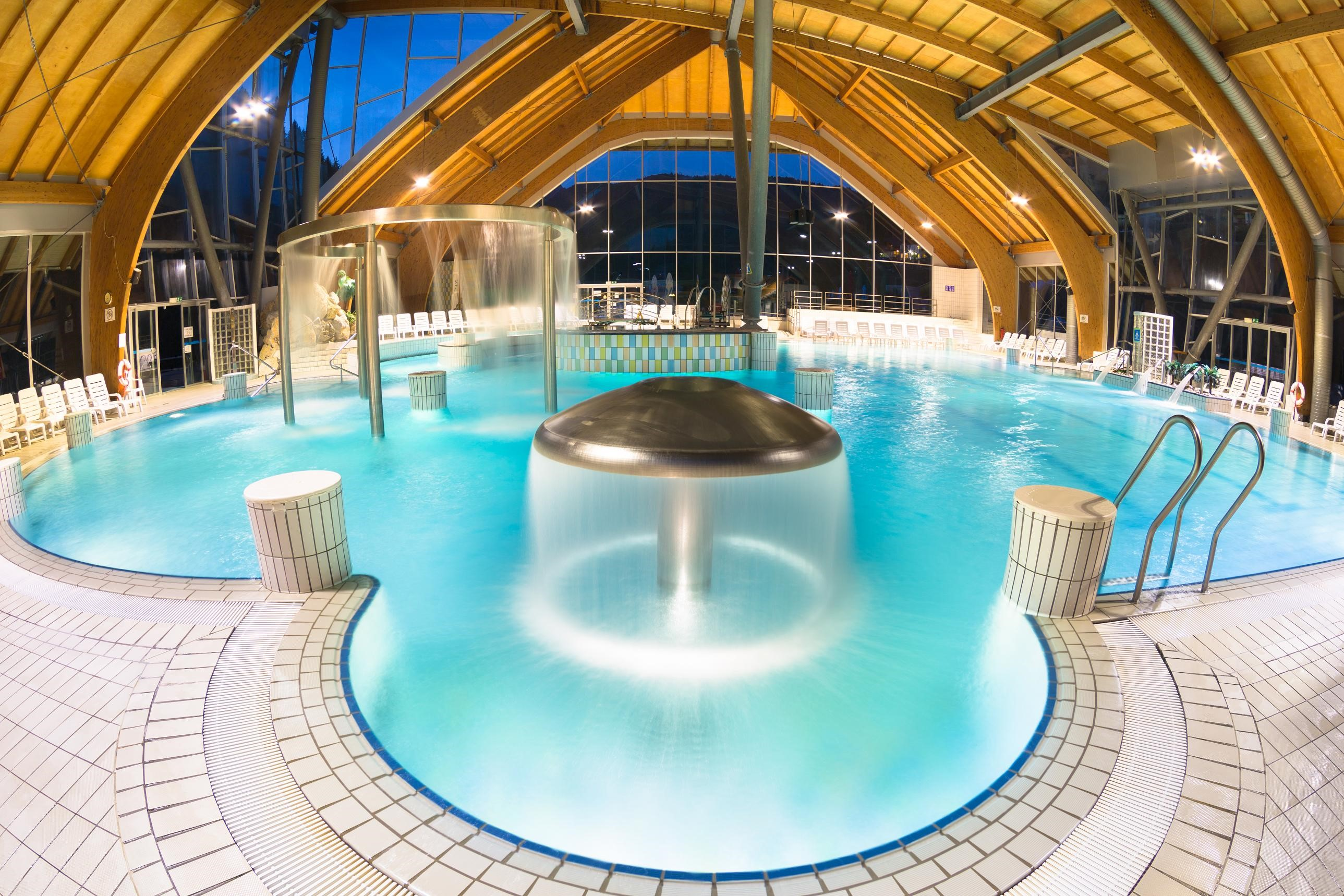 Indoor swimming pool 3