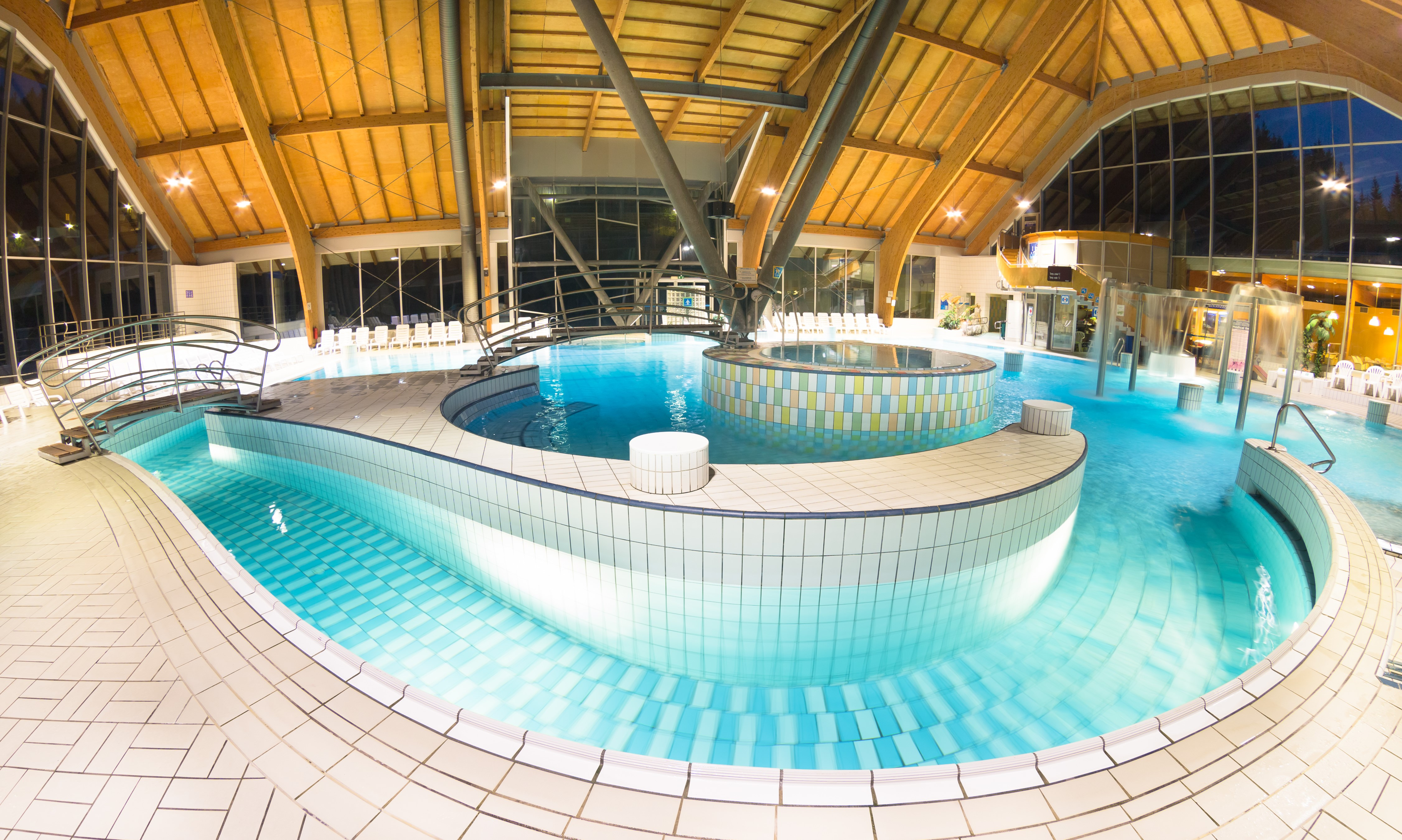 Indoor swimming pool 1