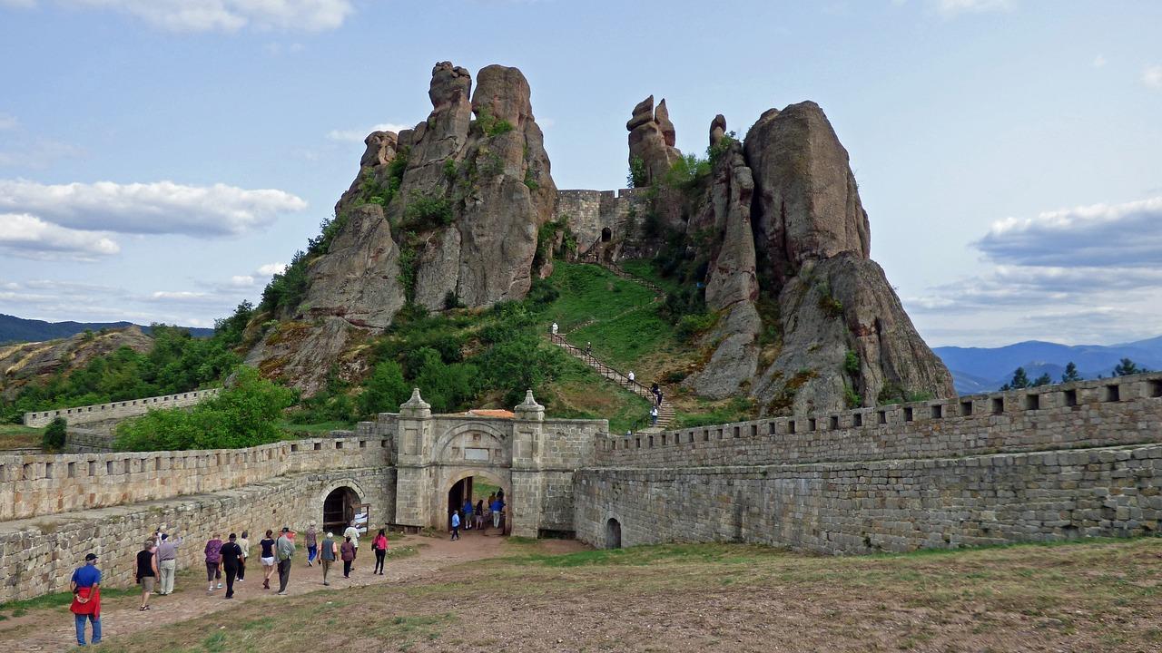 belogradchik-בולגריה