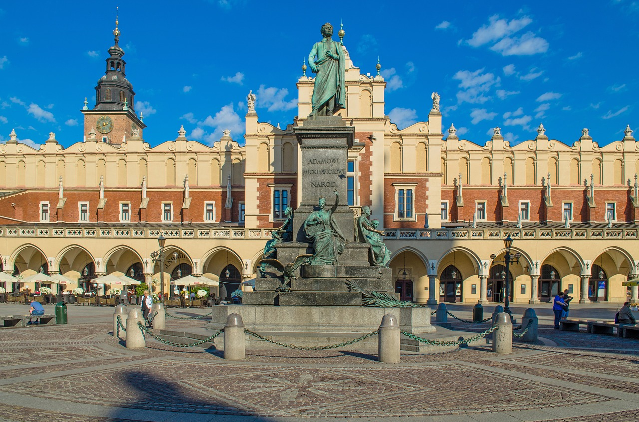 krakow-1665095_1280